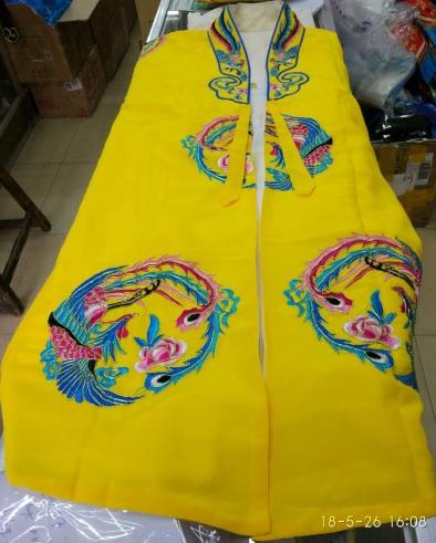 Yellow pi phoenix rondel