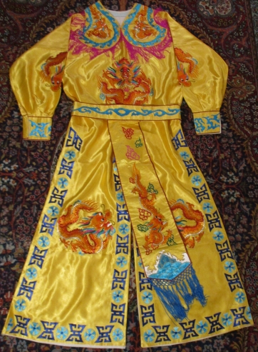 Arrow robe_jianyi