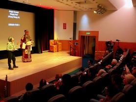 CNPOC British Library workshop introducing Laosheng 13_10_18