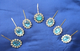 Brow pins_turquoise 7