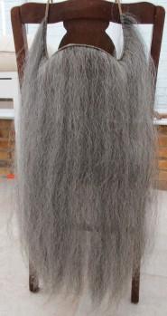 Grey full beard 1_cang manran