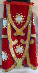 Mulan armour lower half with middle front panel